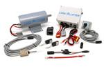 Boat Hoist Motor + Solar Charging Kit - DC 20w-24v