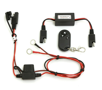 LED Wireless Key Fob Control Unit On/Off/Dimming
