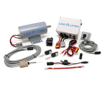 DC 24v Flat Plate Motor System - Wireless