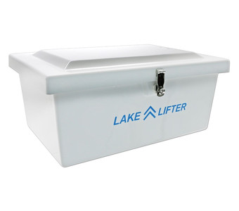 Boat Lift Fiberglass Battery Box