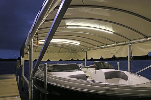 Boat Lift LED Light Bar - White