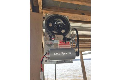Boat Hoist Motor Kit - DC 24v