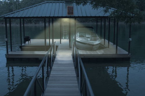 Boat House Solar Lighting Kit