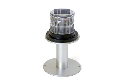 Solar Marine Light Pole Mount